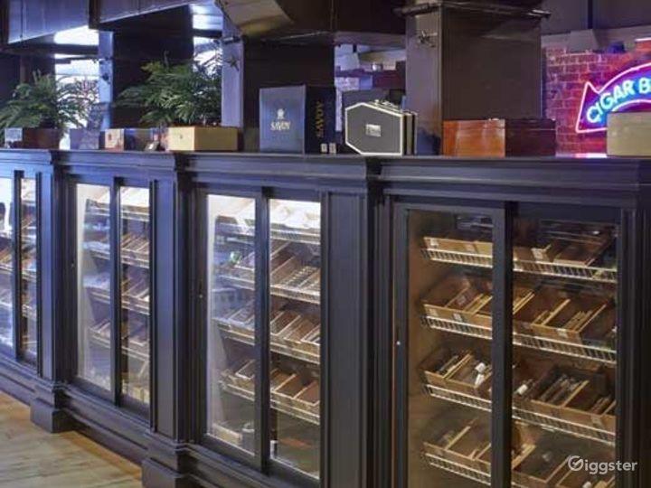Portsmouth Cigar Lounge Area Photo 5