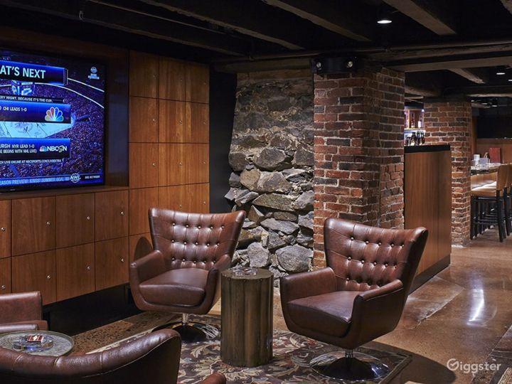 Portsmouth Cigar Lounge Area Photo 3