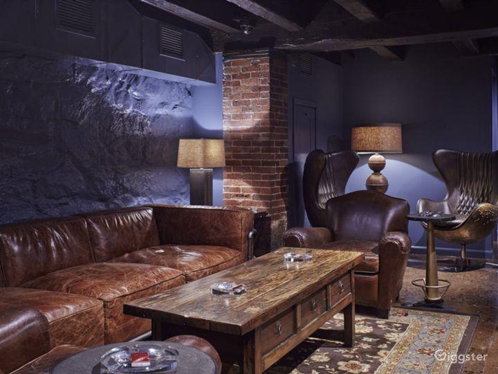 Portsmouth Cigar Lounge Area Photo 2