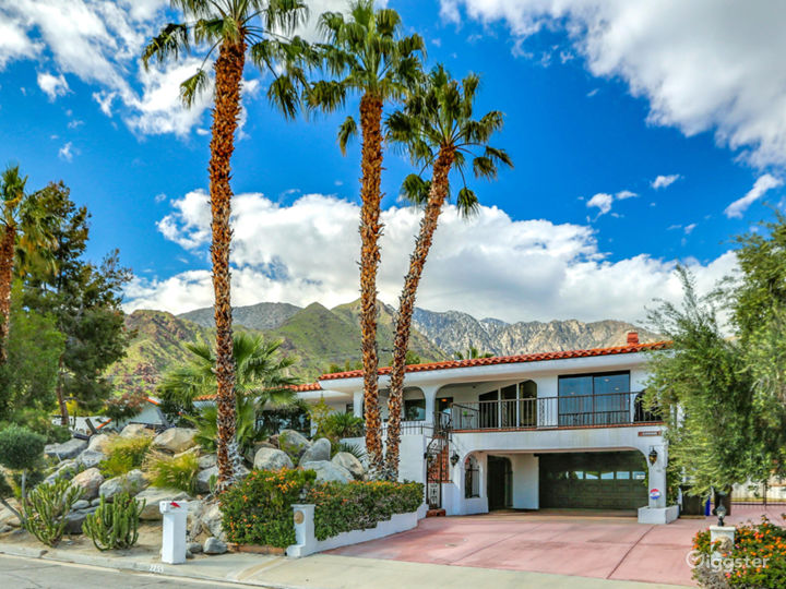 Palm Springs Estate - Valley Overlook Photo 3