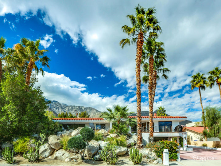 Palm Springs Estate - Valley Overlook Photo 2