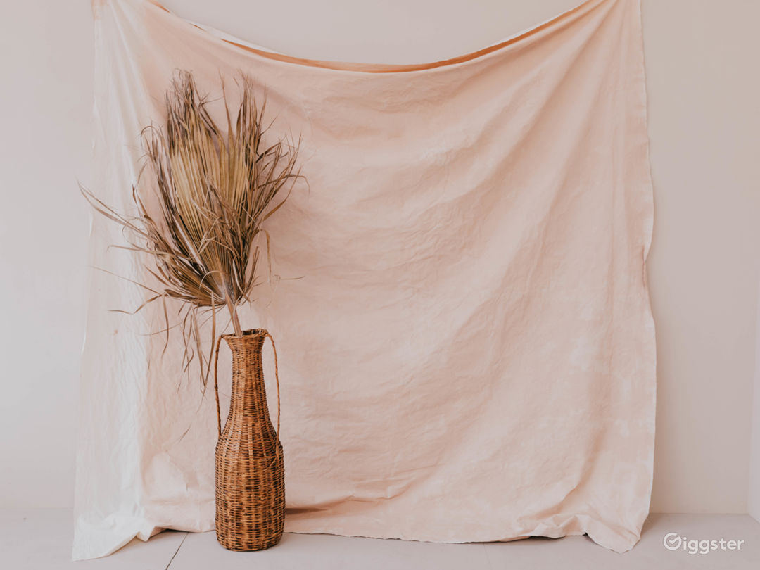 In-House, Curated Collection of Organic Textures, Backdrops and Props available.