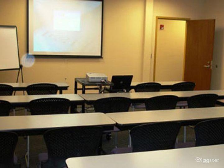 Neat Training Room in Albuquerque Photo 5
