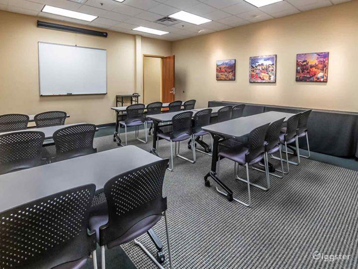 Neat Training Room in Albuquerque Photo 3
