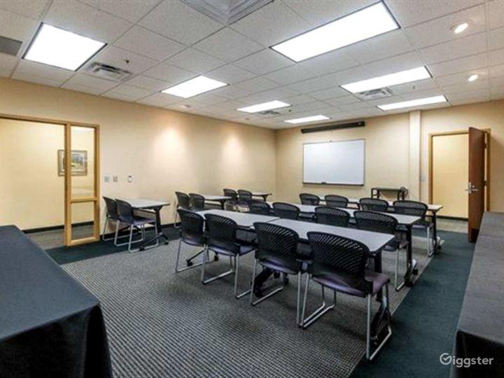 Neat Training Room in Albuquerque Photo 4