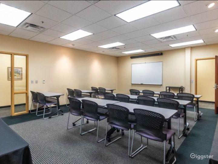 Neat Training Room in Albuquerque Photo 2