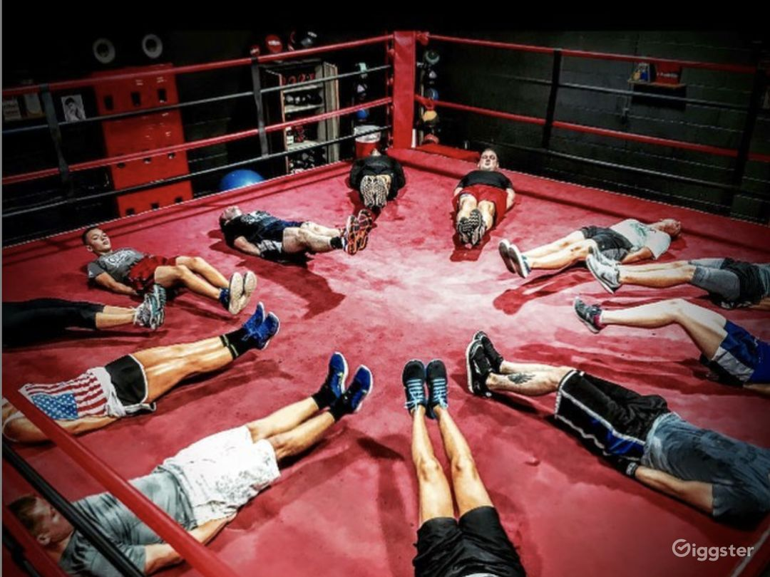 Boxing Gym / Modern Industrial Photo 4