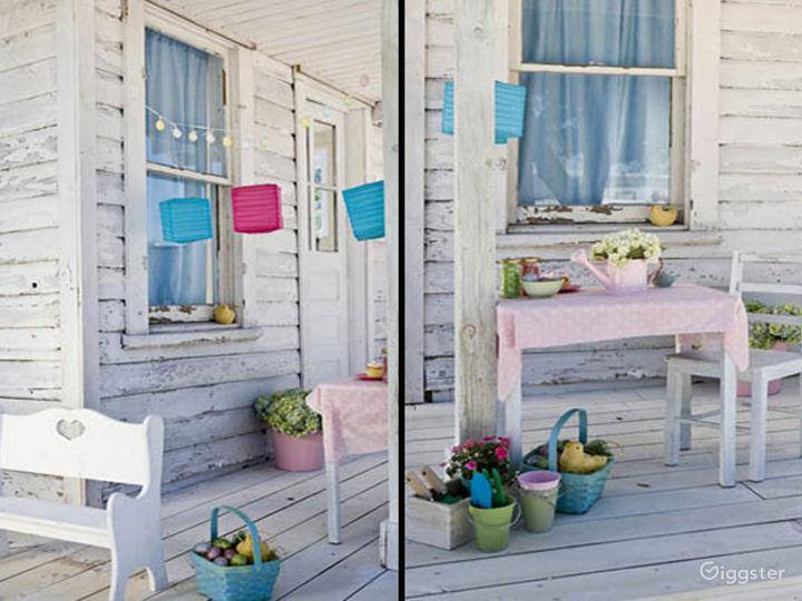 Beach house themed Studio in Miami Photo 2