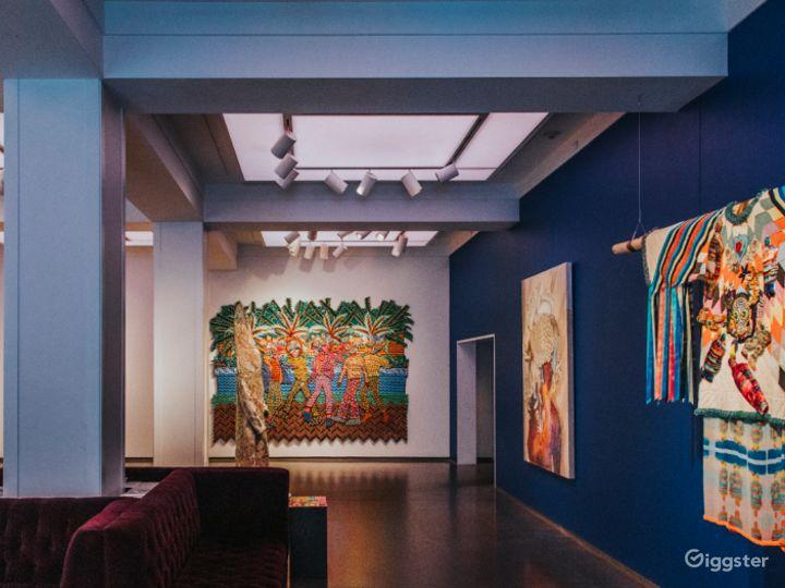 Museum's Elegant Ballroom in Cincinnati Photo 4