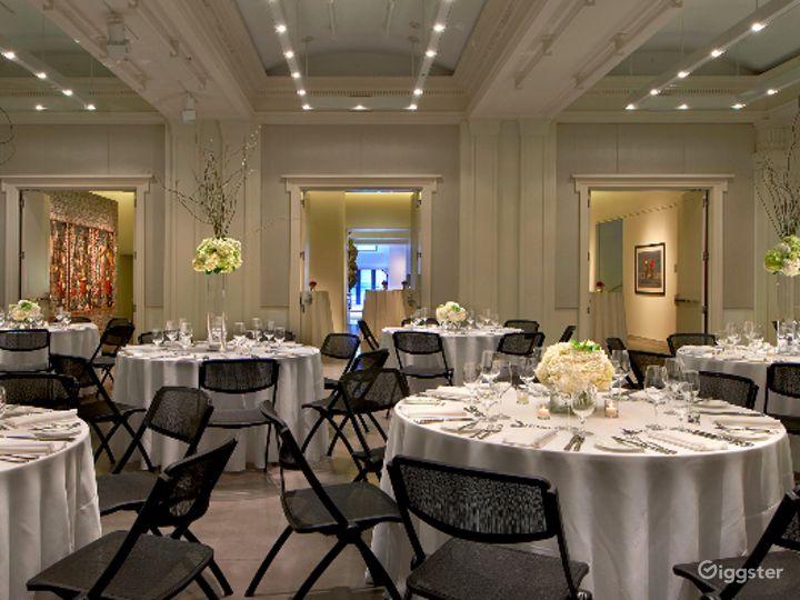 Museum's Elegant Ballroom in Cincinnati Photo 2