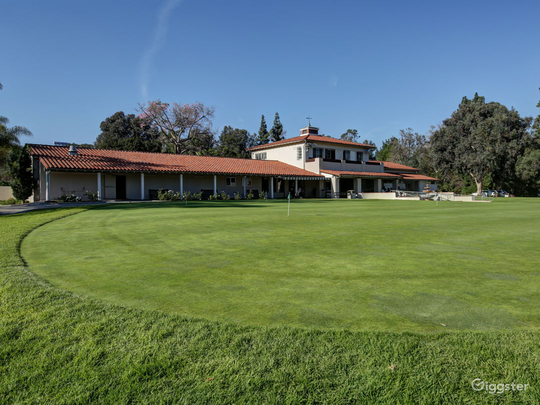 Spanish Style Club House & Golf Course Photo 1