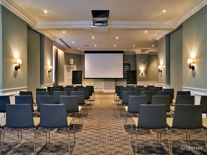 Bright Large Event Space in Bloomsbury, London Photo 4