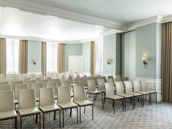 Bright Large Event Space in Bloomsbury, London Photo 3