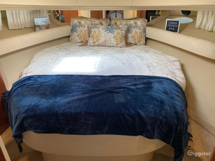 Luxurious 41FT SEA RAY Party Yacht Space Events Photo 5