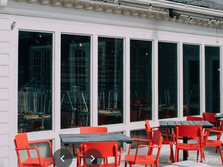 Bright Patio and Restaurant in Marietta Photo 2
