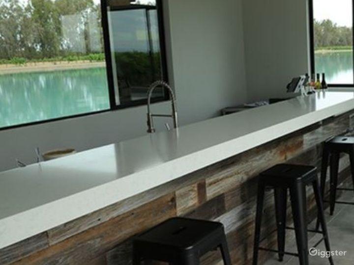 Indoor Tasting Room and Bar Photo 2