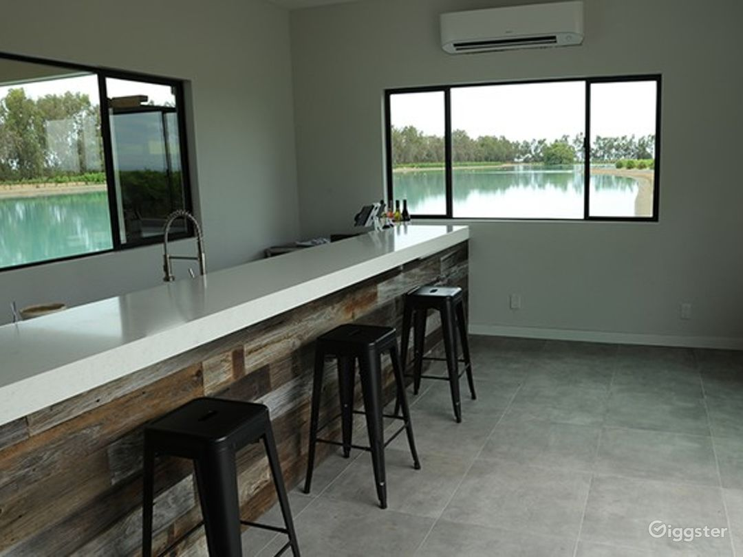 Indoor Tasting Room and Bar Photo 1