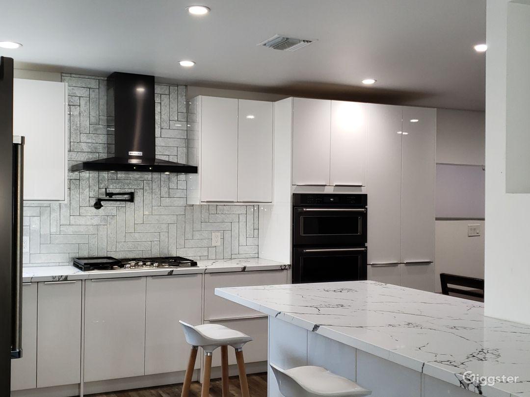 Recently remodel open floor mid century modern  Photo 4