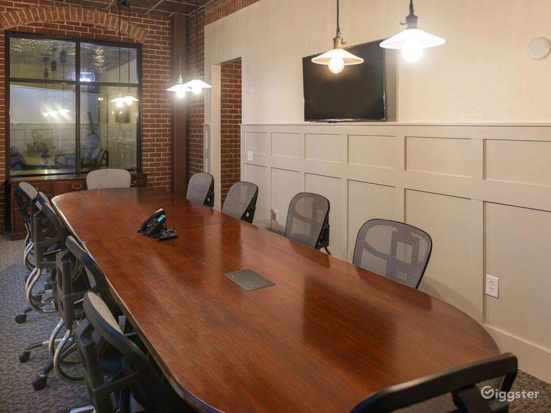 Functional & Large Conference Room in Downtown Rolesville Photo 1