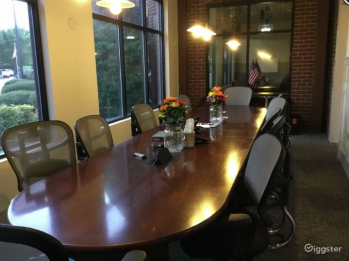 Functional & Large Conference Room in Downtown Rolesville Photo 4