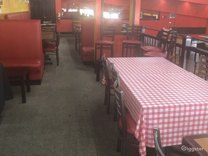 Fun and Spacious Upper Level Restaurant, Event Space in Decatur Photo 5
