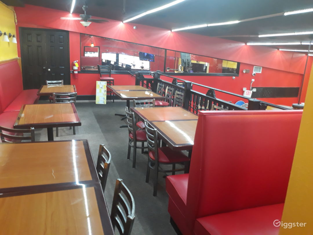 Fun and Spacious Upper Level Restaurant, Event Space in Decatur Photo 1