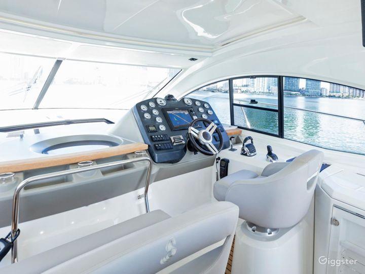 Astounding 44FT BENETEAU Party Yacht Space Events Photo 4