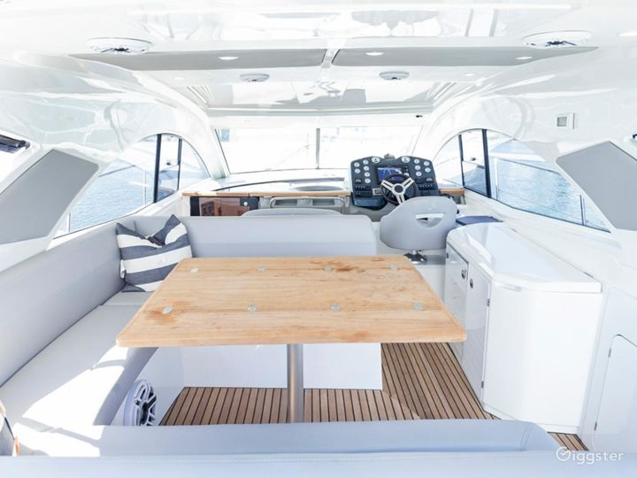 Astounding 44FT BENETEAU Party Yacht Space Events Photo 2