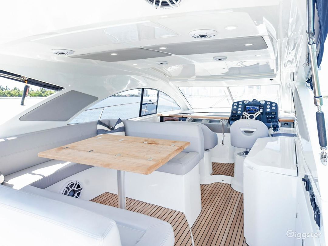 Astounding 44FT BENETEAU Party Yacht Space Events Photo 1