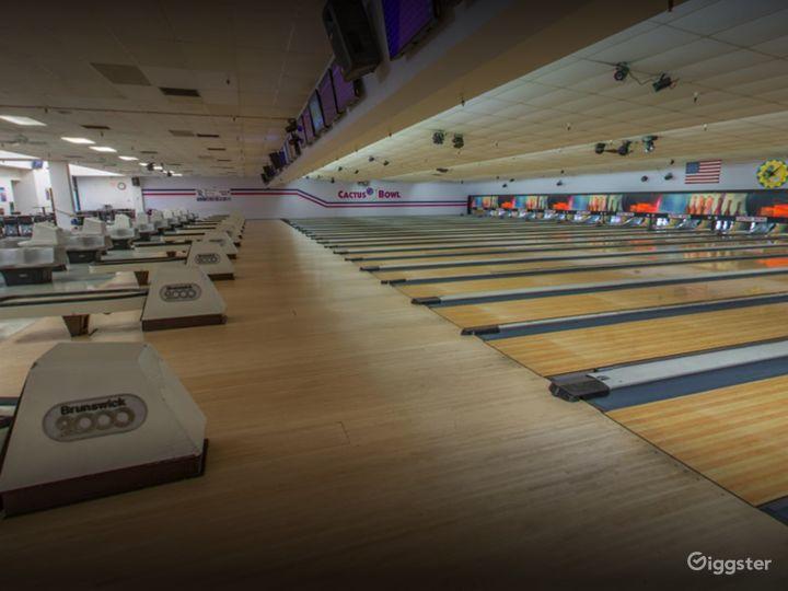Spacious Bowling Lanes in Tucson Photo 3