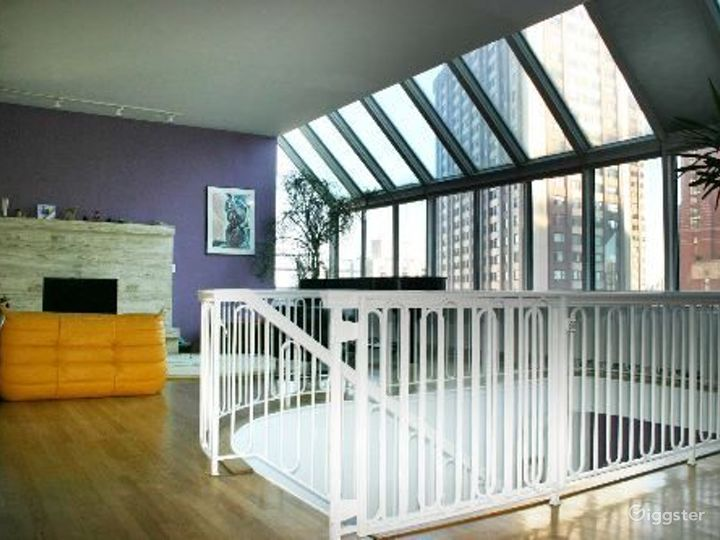 Upper west side apartment: Location 4133 Photo 5