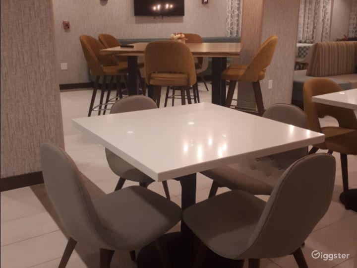 Modern Hotel Lounge in Brickell Photo 5