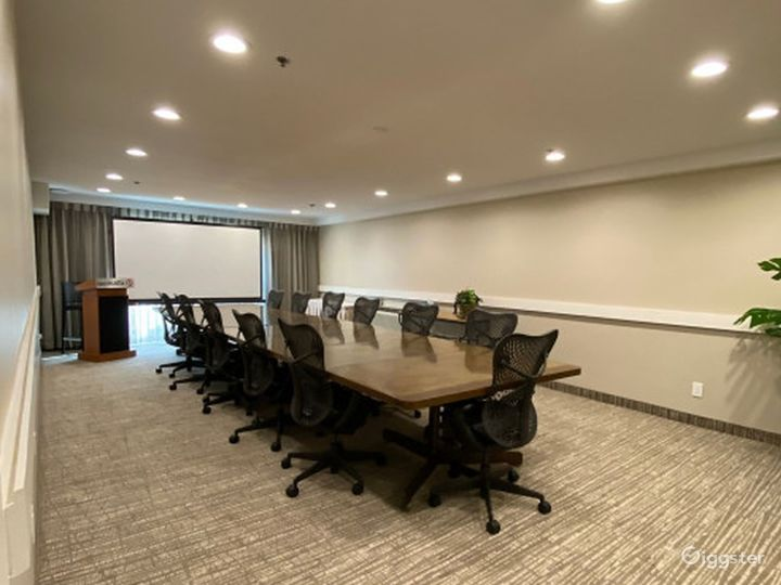 Magnificent Meeting Room Venue Photo 2