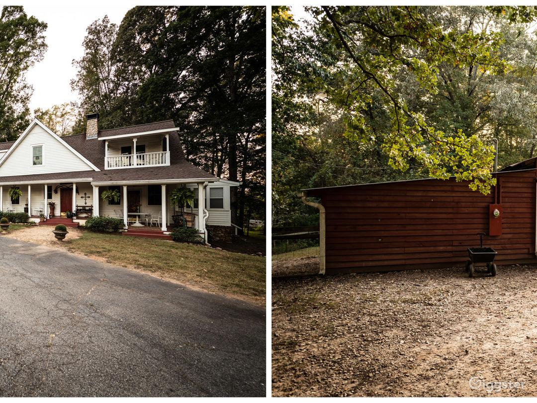40 Acre Farm - Rustic Farmhouse - Homestead Photo 1
