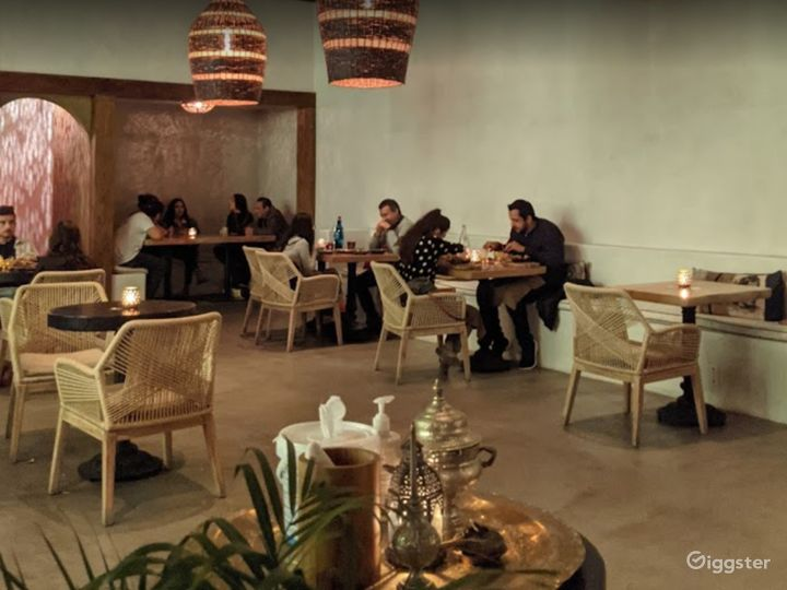 Restaurant with Authentic North African Fixtures (Dining Area Only) Photo 5