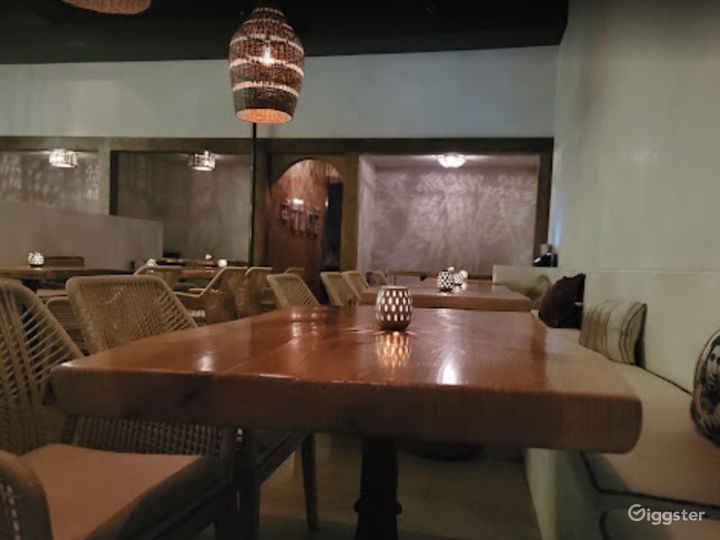 Restaurant with Authentic North African Fixtures (Dining Area Only) Photo 4