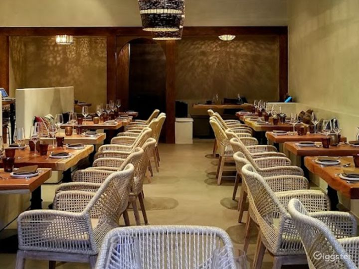Restaurant with Authentic North African Fixtures (Dining Area Only) Photo 2