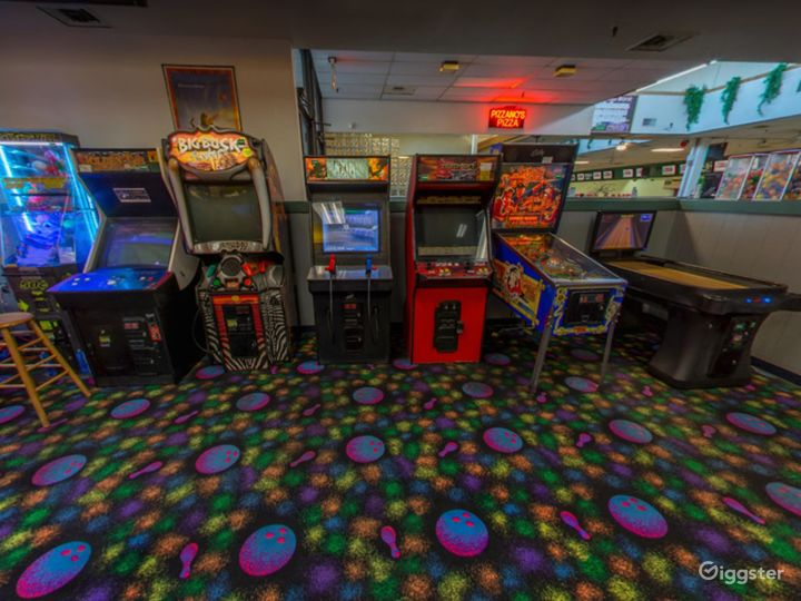 Arcade Area for Kids' Parties in Tucson Photo 4