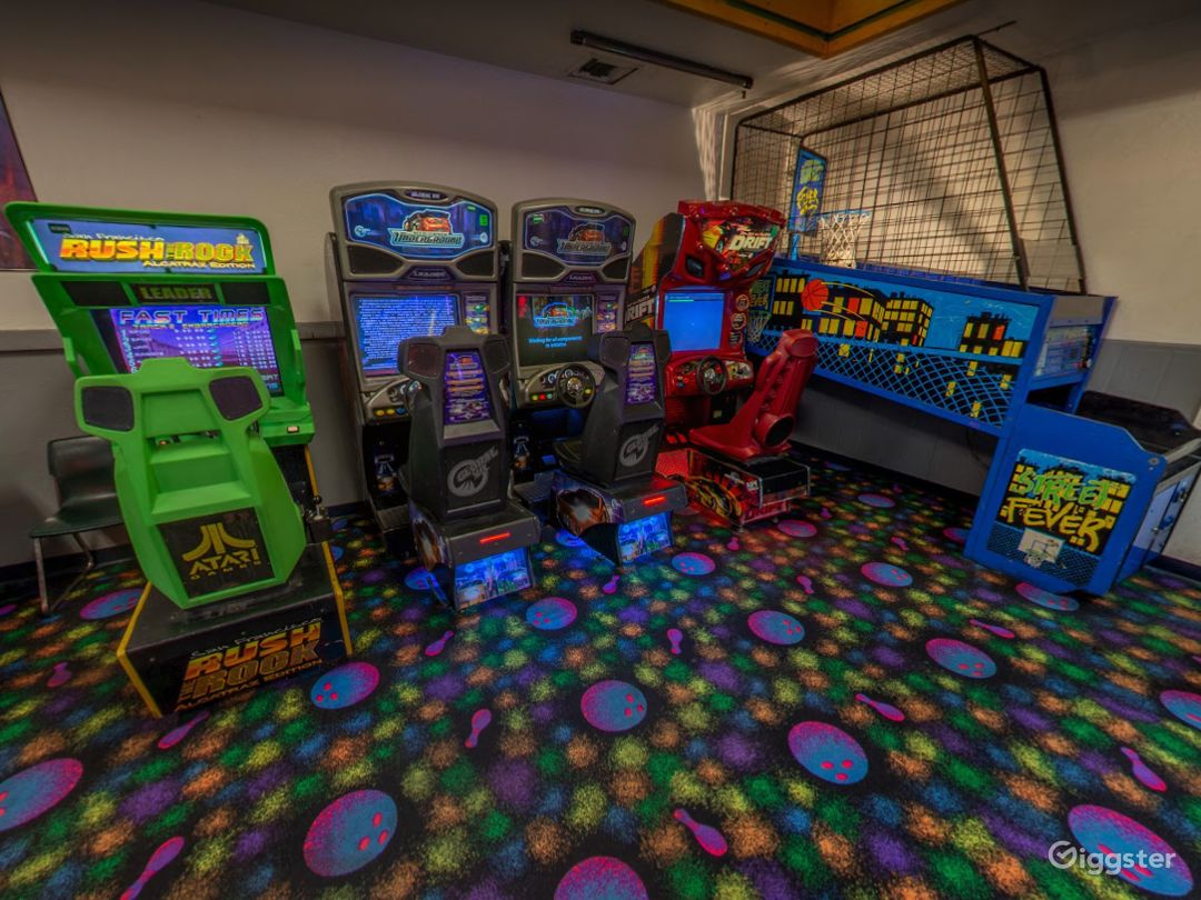 Arcade Area for Kids' Parties in Tucson Photo 1