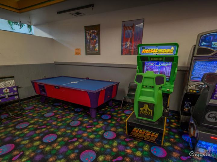 Arcade Area for Kids' Parties in Tucson Photo 2