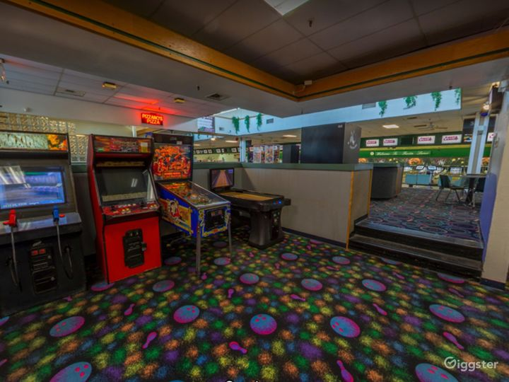 Arcade Area for Kids' Parties in Tucson Photo 5