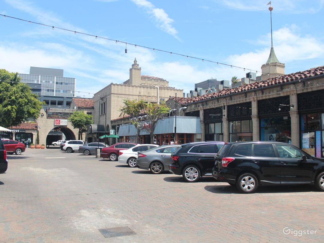 Historic Koreatown Retail Center  Photo 1