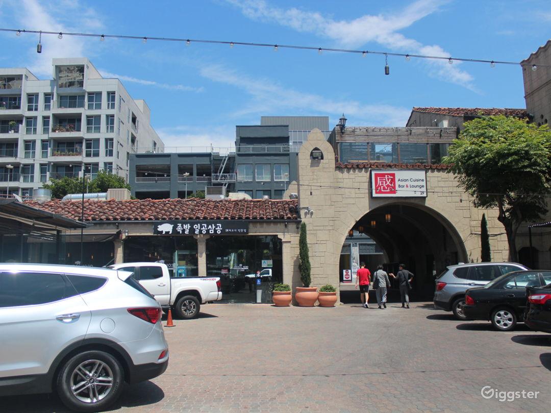 Historic Koreatown Retail Center  Photo 2