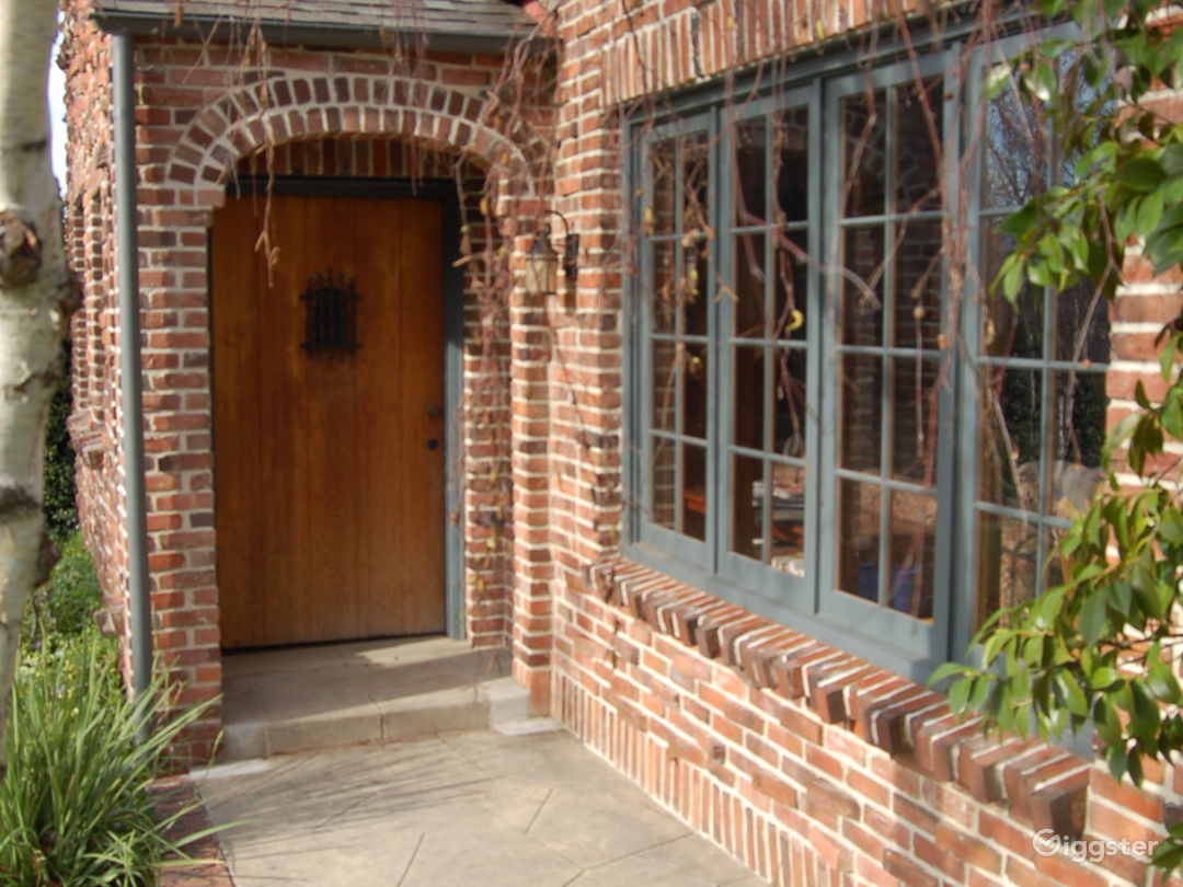 1929 Brick Tudor Home Photo 5