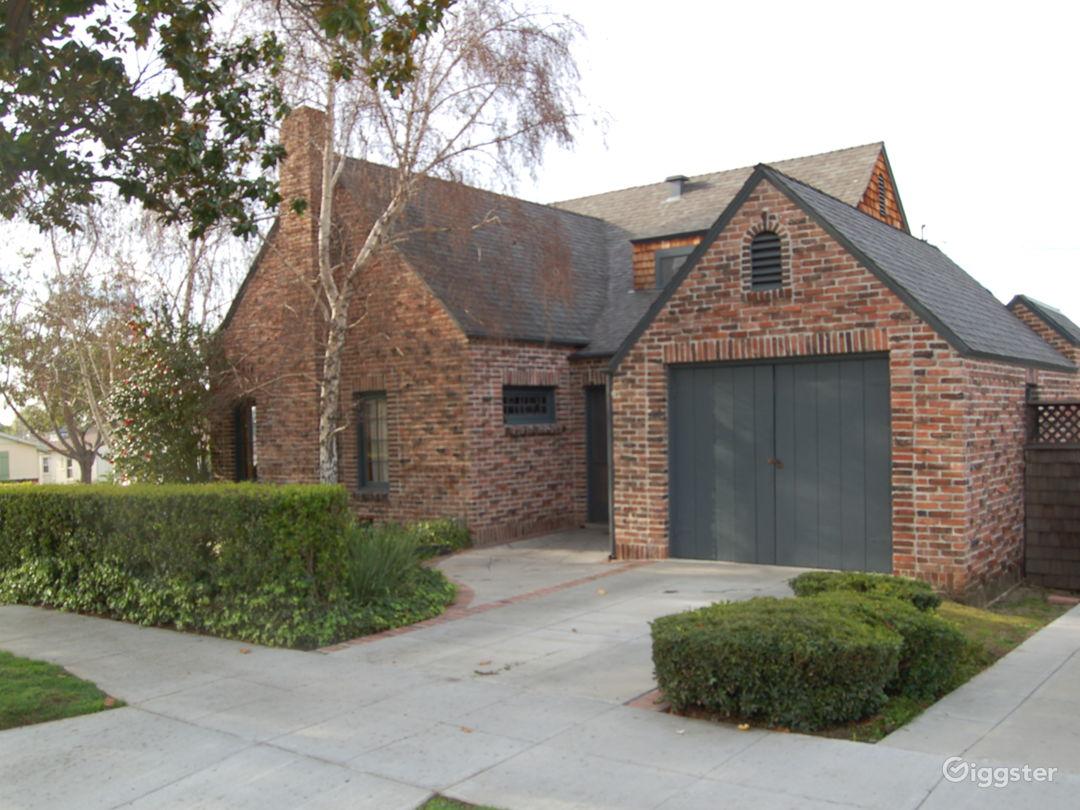 1929 Brick Tudor Home Photo 3