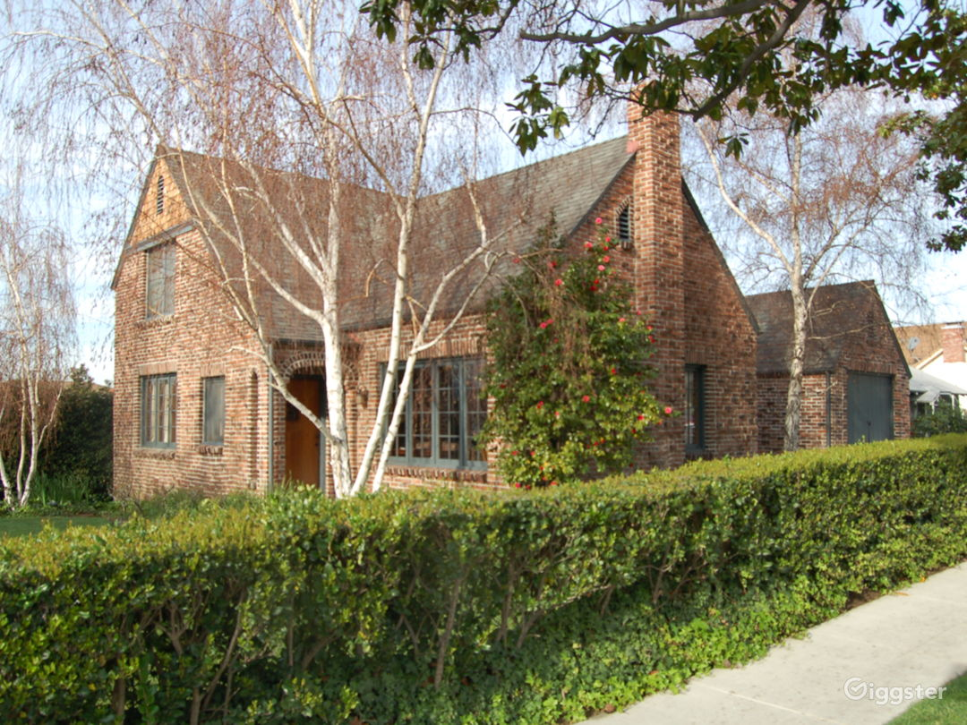 1929 Brick Tudor Home Photo 4