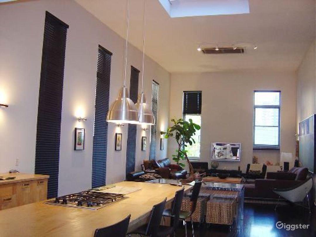 Contemporary NY apartment: Location 3147 Photo 1