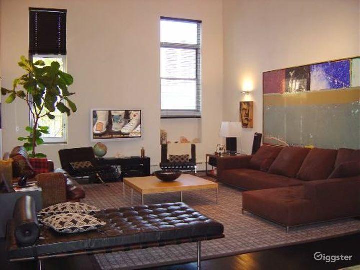 Contemporary NY apartment: Location 3147 Photo 2