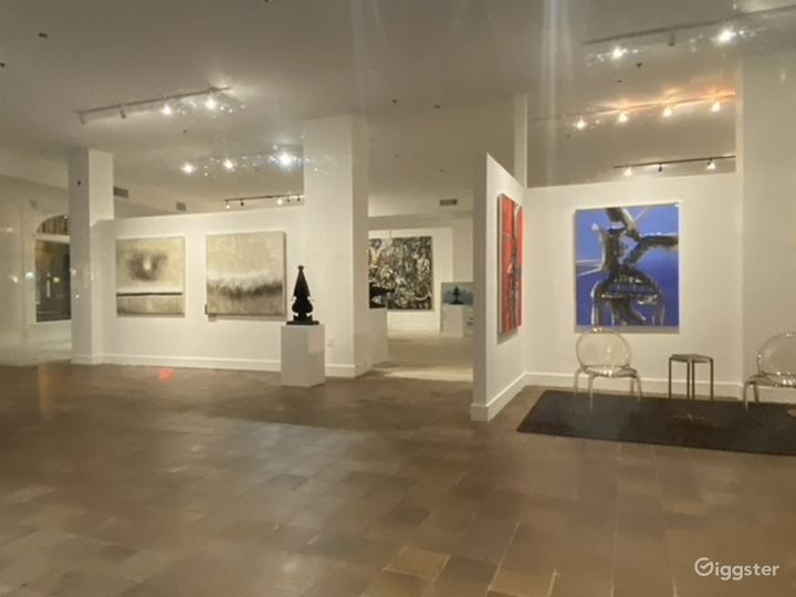 Contemporary Art Gallery in the Heart of Palm Beach