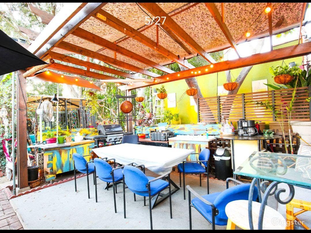 Lush Garden Oasis in the Heart of Los Feliz  Photo 1